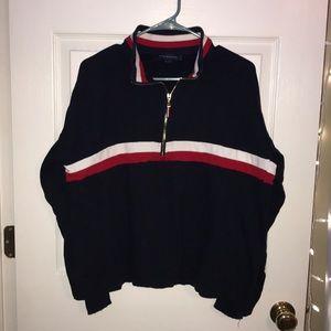 Tommy Hilfiger quarter zip pullover